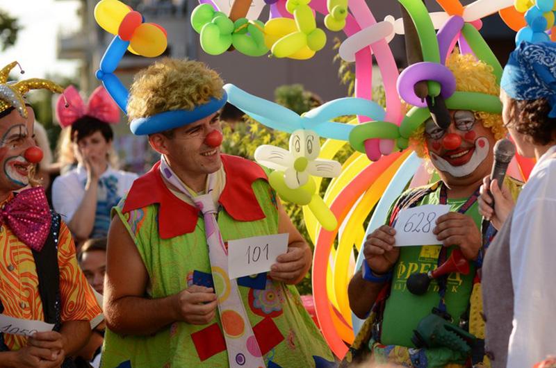 Dečiji karneval u Vrnjačkoj Banji