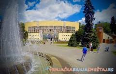 Izvor mineralne vode TOPLA VODA -   Vrnjačka Banja