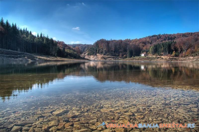 Jezero Seliste Na Gocu Vrnjacka Banja Info Vrnjacka Banja
