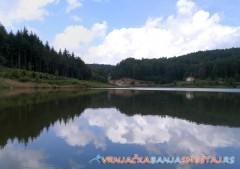 Jezero Selište na Goču -   Vrnjačka Banja