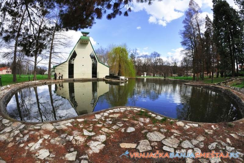 Mineralni Izvor Jezero Vrnjacka Banja Info Vrnjacka Banja