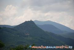 Srednjovekovni grad-tvrđava Koznik - Vrnjačka Banja