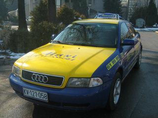 Profi Taxi - taksi službe u Vrnjačkoj Banji