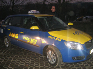 Profi Taxi -   Vrnjačka Banja Taksi