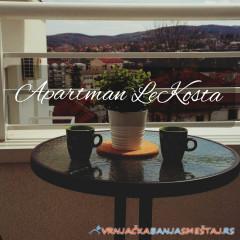 Apartman LeKosta - Vrnjačka Banja Apartmani