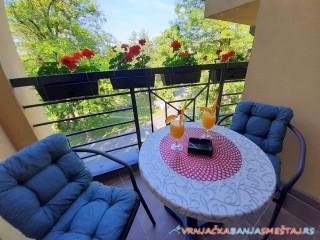Apartman Mirjana - apartmani u Vrnjačkoj Banji