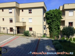 Apartman NIDŽA-VRANJANAC - apartmani u Vrnjačkoj Banji