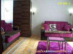 Apartman Tina i Sara - apartmani u Vrnjačkoj Banji