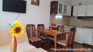 Apartman Urosević u nselju Verona - Vrnjačka Banja Apartmani