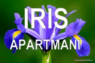 Apartmani Iris - apartmani u Vrnjačkoj Banji