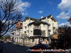 Apartmani Stević - apartmani u Vrnjačkoj Banji