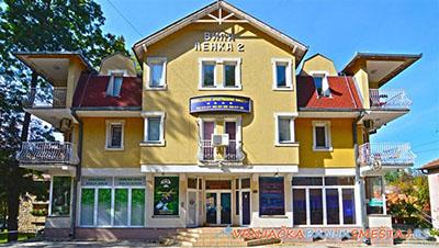 Apartmani u Vili LENKA - apartmani u Vrnjačkoj Banji