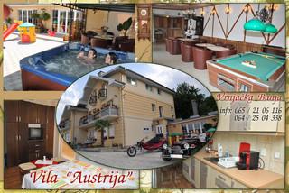 Vila Austrija - apartmani u Vrnjačkoj Banji
