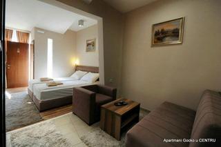 Apartmani Gočko u centru Vrnjačke Banje