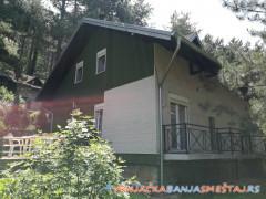 Kuća u Borjak šumi - Vrnjačka Banja Apartmani