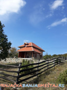 Planinska kuća Radulović - goc u Vrnjačkoj Banji