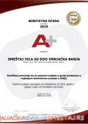 Vila AS - Vrnjačka Banja Vile