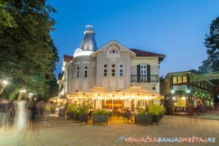Vila Emilia Lux - vile u Vrnjačkoj Banji
