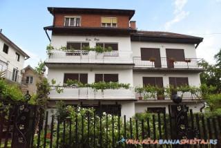 Vila Grozd - apartmani u Vrnjačkoj Banji