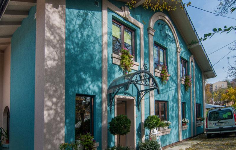 Vila Ljubica - apartmani u Vrnjačkoj Banji