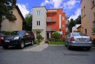 Vila Paradi - apartmani u Vrnjačkoj Banji