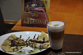Caffe pizzeria MASTER -   Vrnjačka Banja Kafe barovi