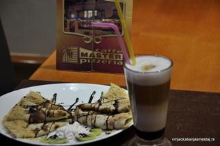 Caffe pizzeria MASTER -   Vrnjačka Banja Picerije