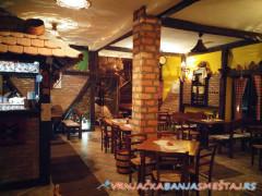Restoran ''Kod kumova'' - restorani u Vrnjačkoj Banji