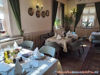 Restoran Tri Golubice -   Vrnjačka Banja Restorani