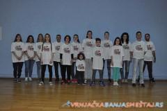 Borba=Anđela  - Humanitarna akcija u sali Vrnjačkog bioskopa - Vrnjačka Banja