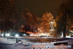 Doček srpske Nove godine na trgu u Vrnjačkoj Banji - YU GRUPA -   Vrnjačka Banja Vesti