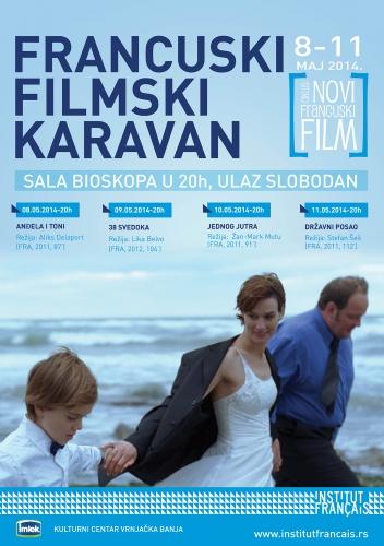 Francuski filmski karavan -   Vrnjačka Banja Vesti