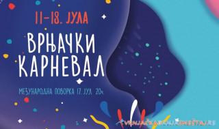 Karneval se vraća u Vrnjačku Banju - 2021.god.