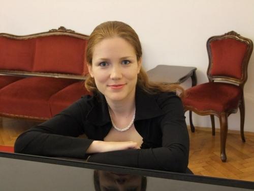 Klavirski koncert Marije Dinov-Vasić - Vrnjačka Banja