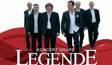 Koncert grupe LEGENDE u Vrnjačkoj banji - Vrnjačka Banja