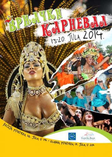 Međunarodni Vrnjački Karneval 2014 -   Vrnjačka Banja Vesti