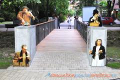 Otvoren novi most u Vrnjačkoj Banji - Vrnjačka Banja