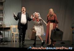 Pozorišna predstava SUMLJIVO LICE u Vrnjačkoj Banji -   Vrnjačka Banja Vesti