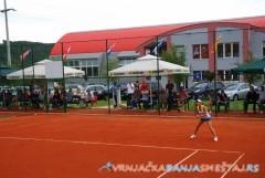 Teniski turnir VRNJAČKA BANJA OPEN 2016